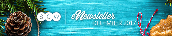 SCW December Newsletter - Happy Holidays!