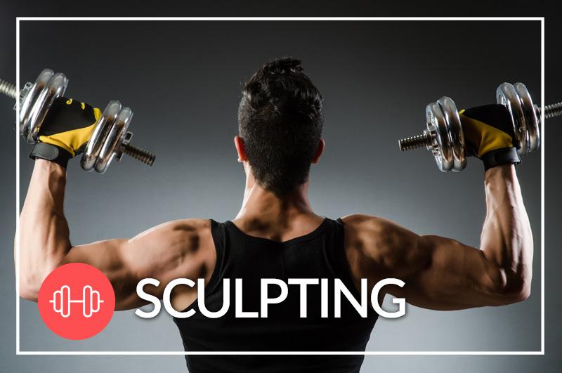 Sculpting/Toning Videos