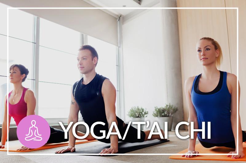 Yoga & T'ai Chi Videos