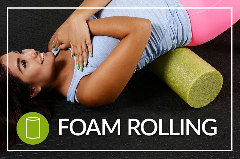 Foam Rolling Videos