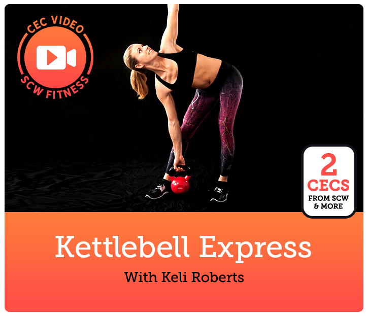 Cec Video Course Kettlebell Express Scw Fitness Education Online Shop