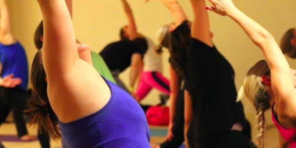 Flowing Yoga II
