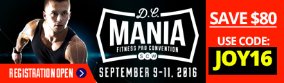 DC MANIA | Use Code JOY16
