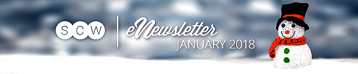 SCW January 2018 Newsletter - Happy New Year!