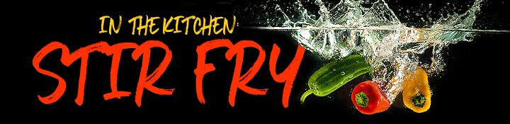 Bruce's Stir Fry Recipe