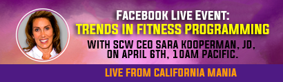 Facebook Live with Sara Kooperman