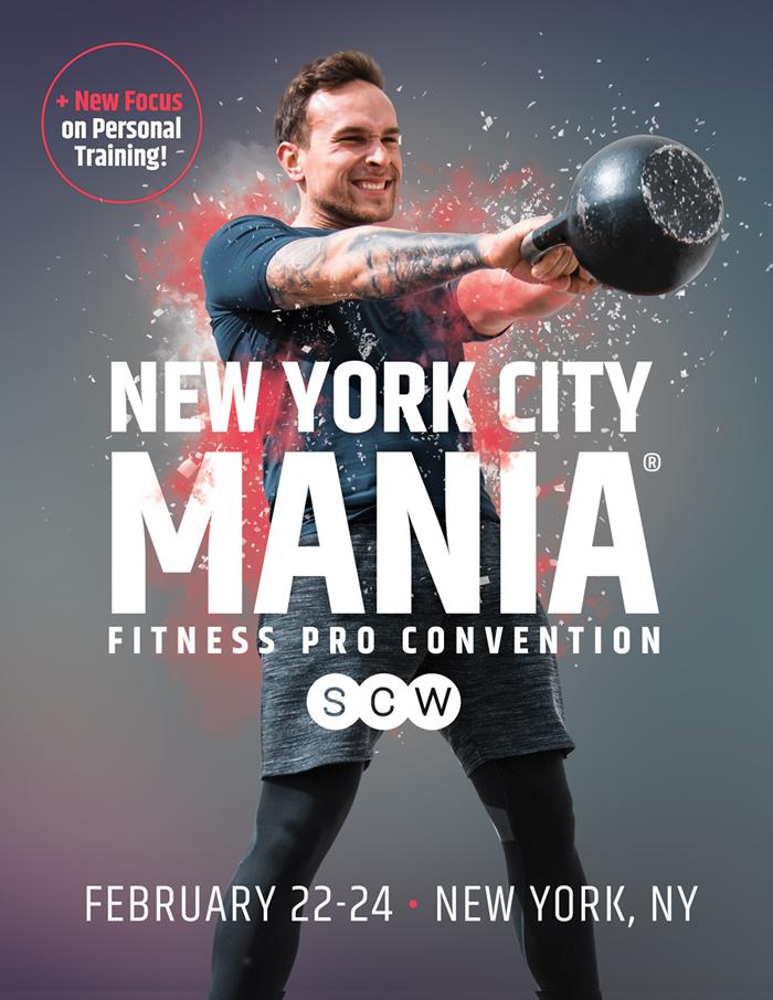 New York City MANIA
