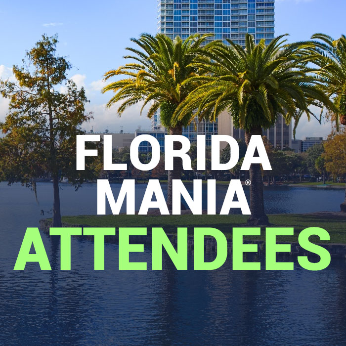 Florida MANIA® attendees