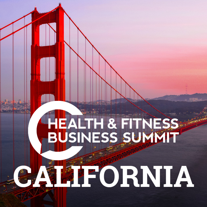 SCW Health & Fitness Business Summit California