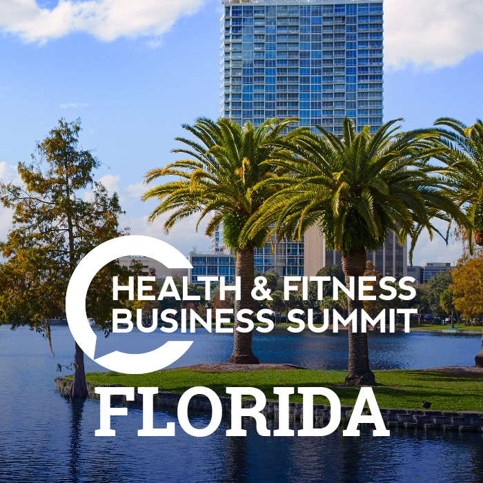 SCW Health & Fitness Business Summit Florida