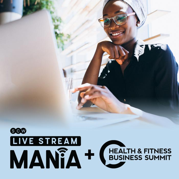 SCW Health & Fitness Business Summit Live Streaming