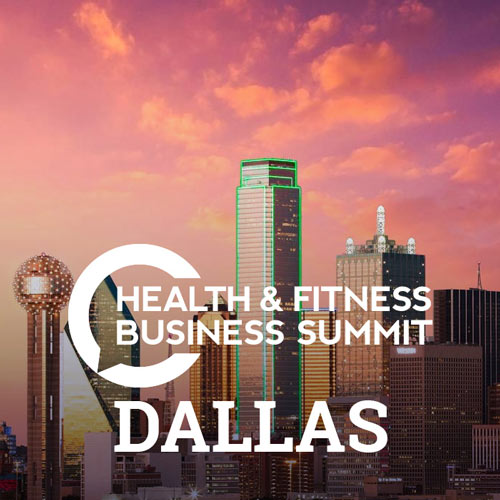 SCW Health & Fitness Business Summit Dallas