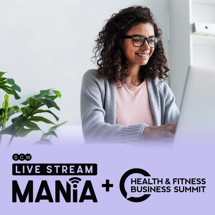 SCW Health & Fitness Business Summit Streaming